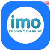 free imo vidio calls tips icon