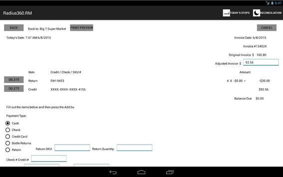 Radius360.RM apk screenshot