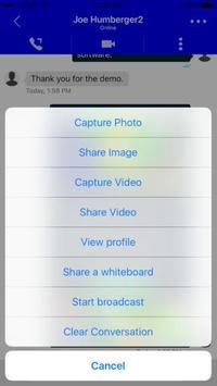 911iNET Messenger apk screenshot