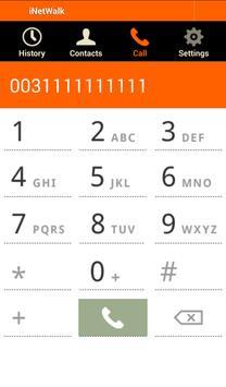 iNet Talk apk screenshot