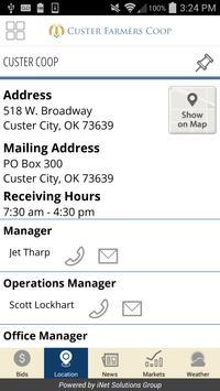 Custer Farmers Coop apk screenshot