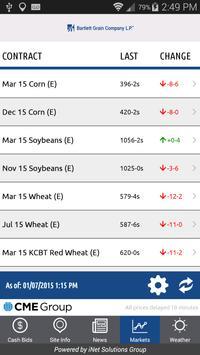 Bartlett Grain apk screenshot