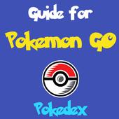 Guide For Pokemon GO. Pokedex icon