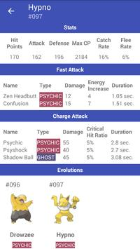 Guide For Pokemon GO. Pokedex apk screenshot