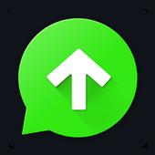 Actualizar para WhatsApp icon