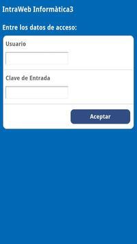 Cliente para WebServer3 apk screenshot