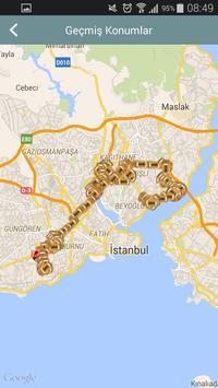 Izci Araç Takip apk screenshot