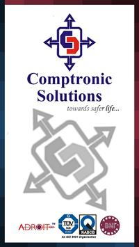Comptronic Solutions poster