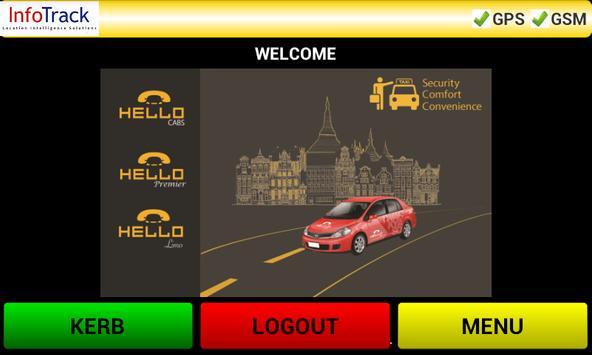 Infodispatch Hello apk screenshot