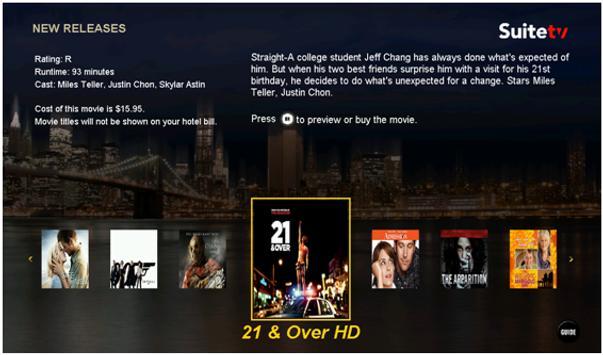 IPTV Launcher apk screenshot