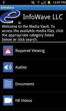 InfoWave For Phone apk screenshot