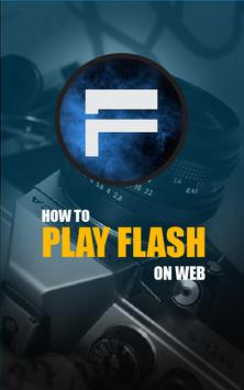Play Flash on Web Guide poster