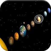 Solar System Ebook icon