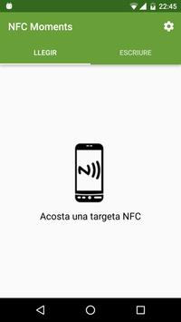 NFC Moments apk screenshot