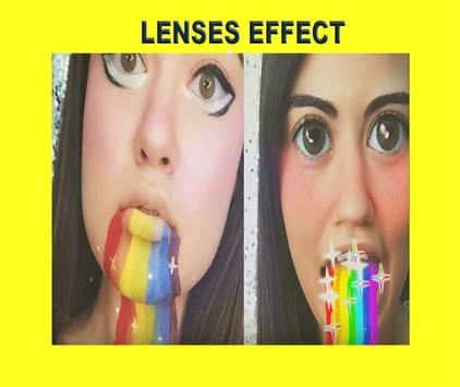 Lenses Snapchat Guide apk screenshot