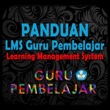 LMS Guru Pembelajar poster