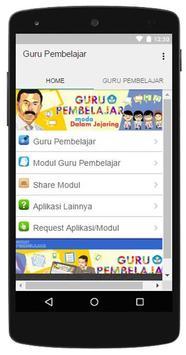 LMS Guru Pembelajar apk screenshot