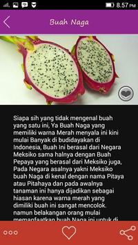 Aneka Manfaat Buah & Tumbuhan apk screenshot