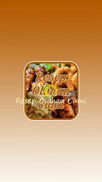 Resep Olahan Cumi poster