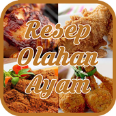 Resep Olahan Ayam icon