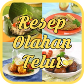 Resep Olahan Telur icon