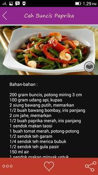 Resep Masakan Tumis apk screenshot
