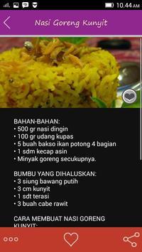 Resep Nasi Goreng apk screenshot