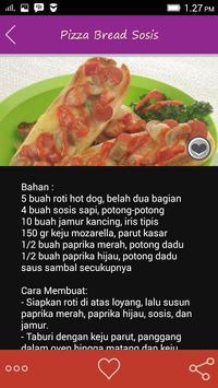 Resep Sosis Pilihan apk screenshot