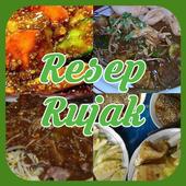 Resep Rujak icon