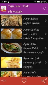 Tips Memasak apk screenshot