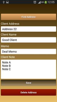 Sales NotePad apk screenshot
