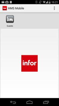 Infor HMS Hotel Packages poster