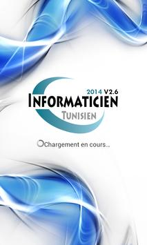 Informaticien tunisien poster