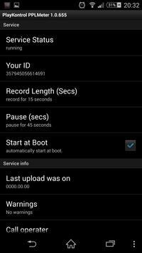 PlayKontrol PPLMeter apk screenshot