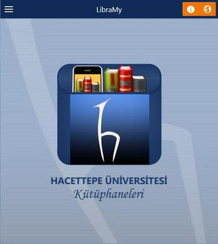 LibraMy - Hacettepe Library poster