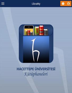 LibraMy - Hacettepe Library apk screenshot