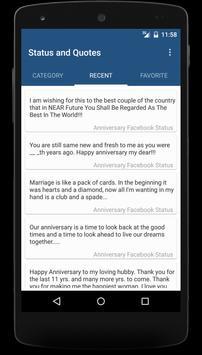 Status and Quotes apk screenshot