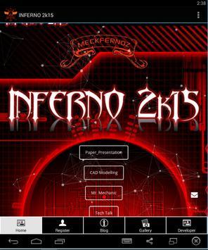 INFERNO 2k16 apk screenshot