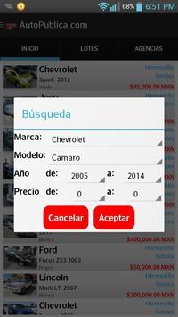 AutoPublica.com apk screenshot