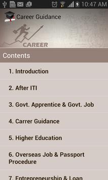 ITI Career Guidance (Tamil) poster