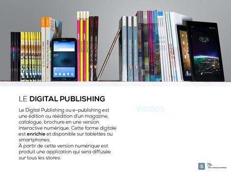 Digital Publishing apk screenshot