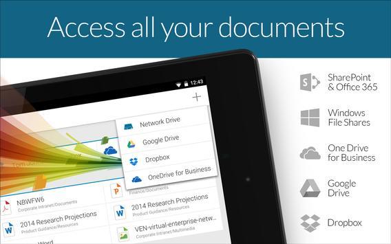 SharePlus - SharePoint Mobile apk screenshot