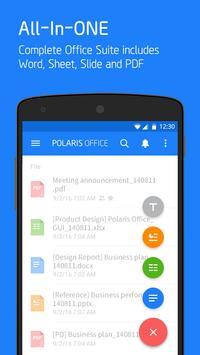 Polaris Office + PDF Editor poster