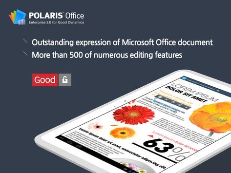 Polaris Office for Good apk screenshot