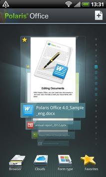 Polaris Office 4.0 poster