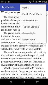 My Reader apk screenshot