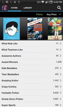 Book Bronco for Kids apk screenshot