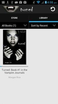 Turned: Vampire Journals Book1 poster
