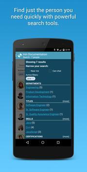 PureCloud Collaborate apk screenshot