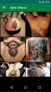 Tatuajes en la Espalda apk screenshot